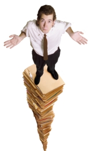 How to get your paperwork organised for financial success